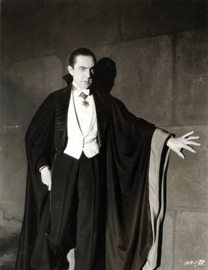 English: Bela Lugosi as Dracula, anonymous pho...