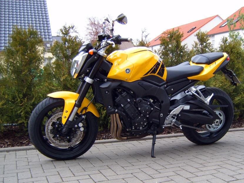 Yamaha Fz1n Wikipe
