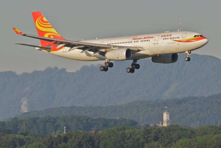 Bildresultat för hainan airlines a330-200