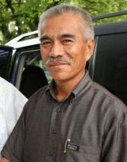 English: President Anote Tong of Kiribati. (cr...