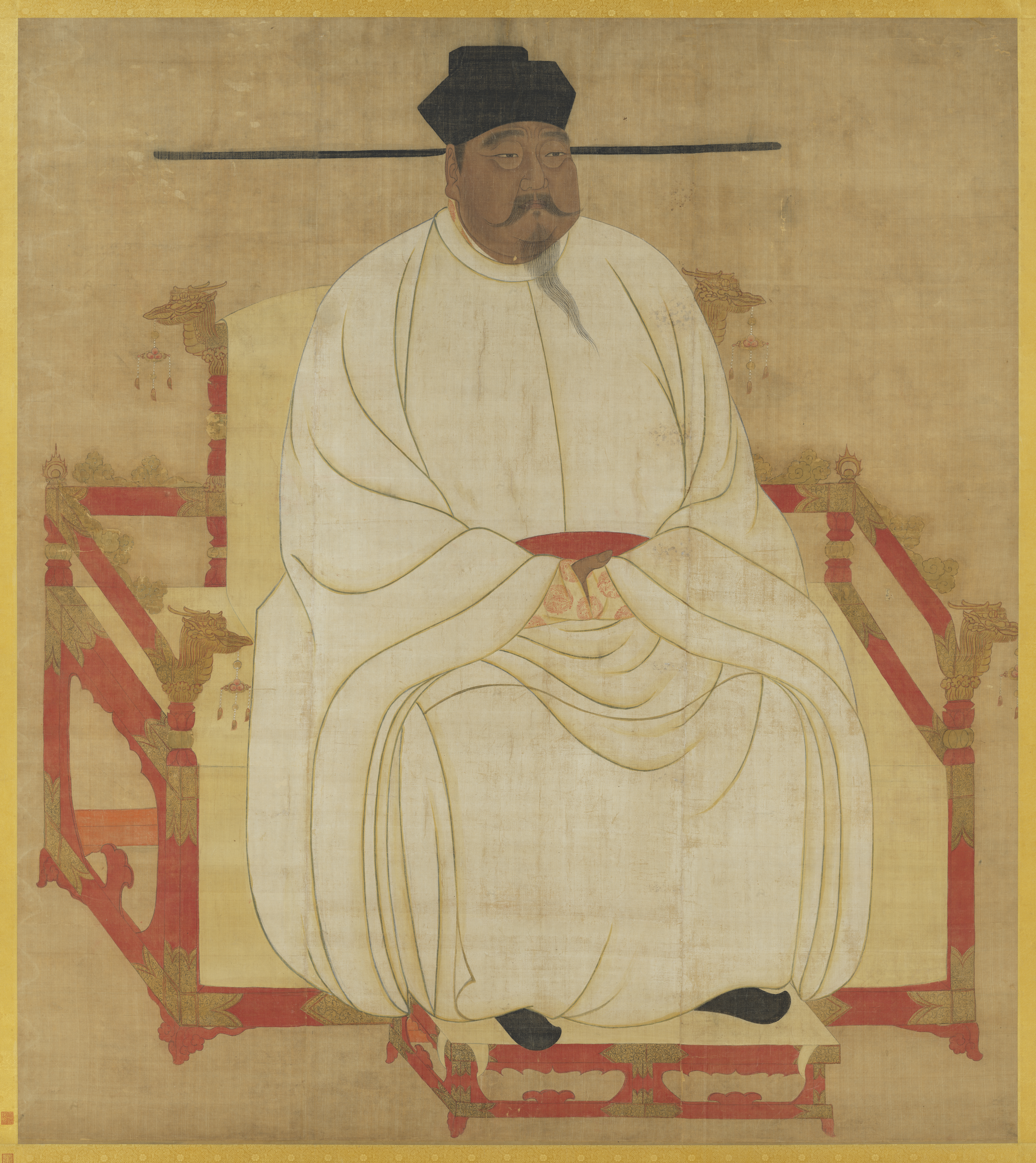 Taizu, the first emperor of the Song dynasty