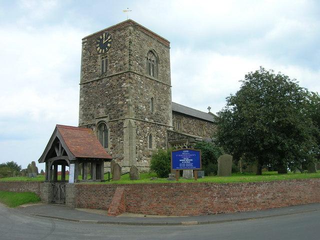 File:St. Bartholomew's Church, Aldbrough - geograph.org.uk