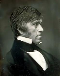 Quarter-plate daguerreotype of Thomas Carlyle