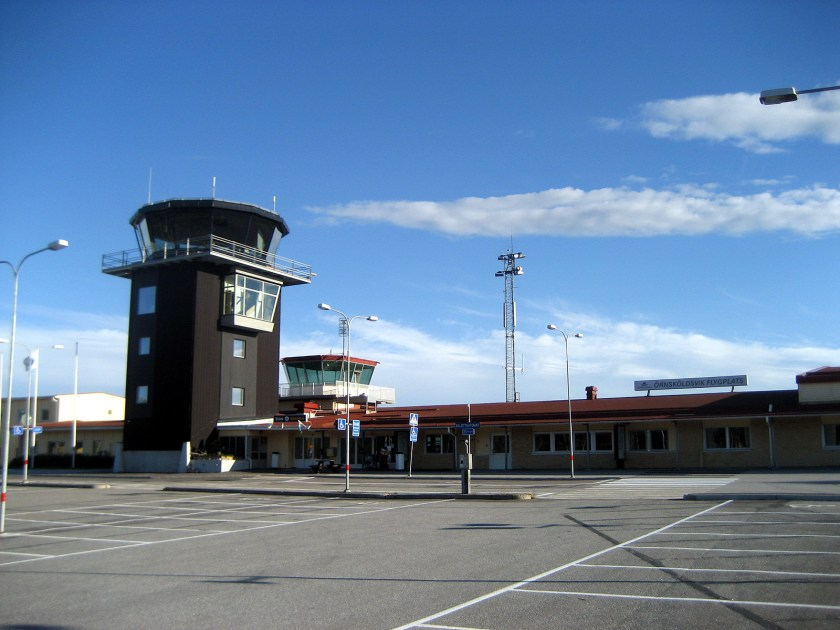 Bildresultat för örnsköldsvik flygplats