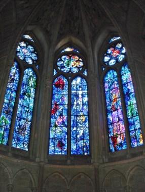 vitrinas de Chagall