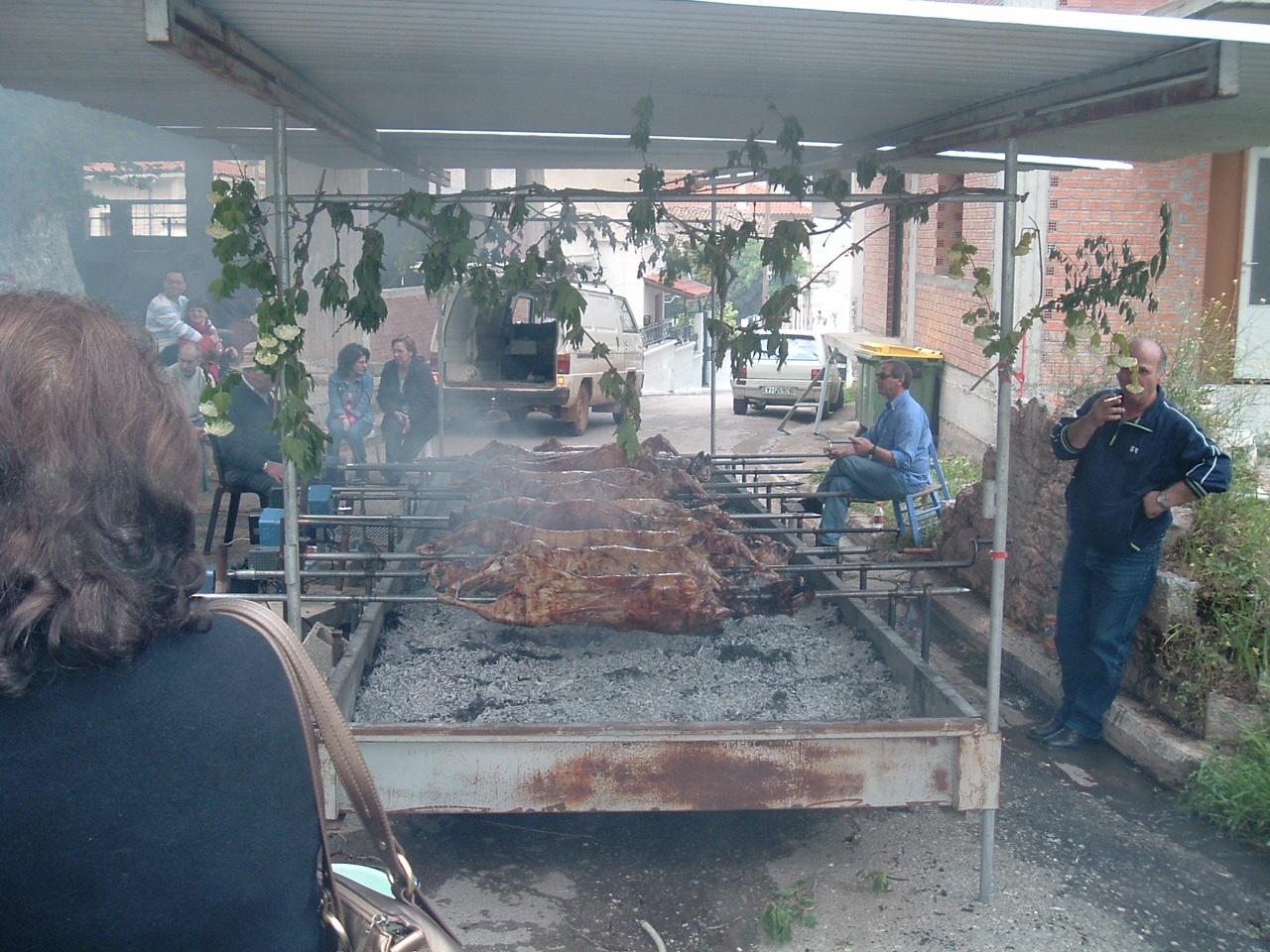 Easter celebrations in Greece