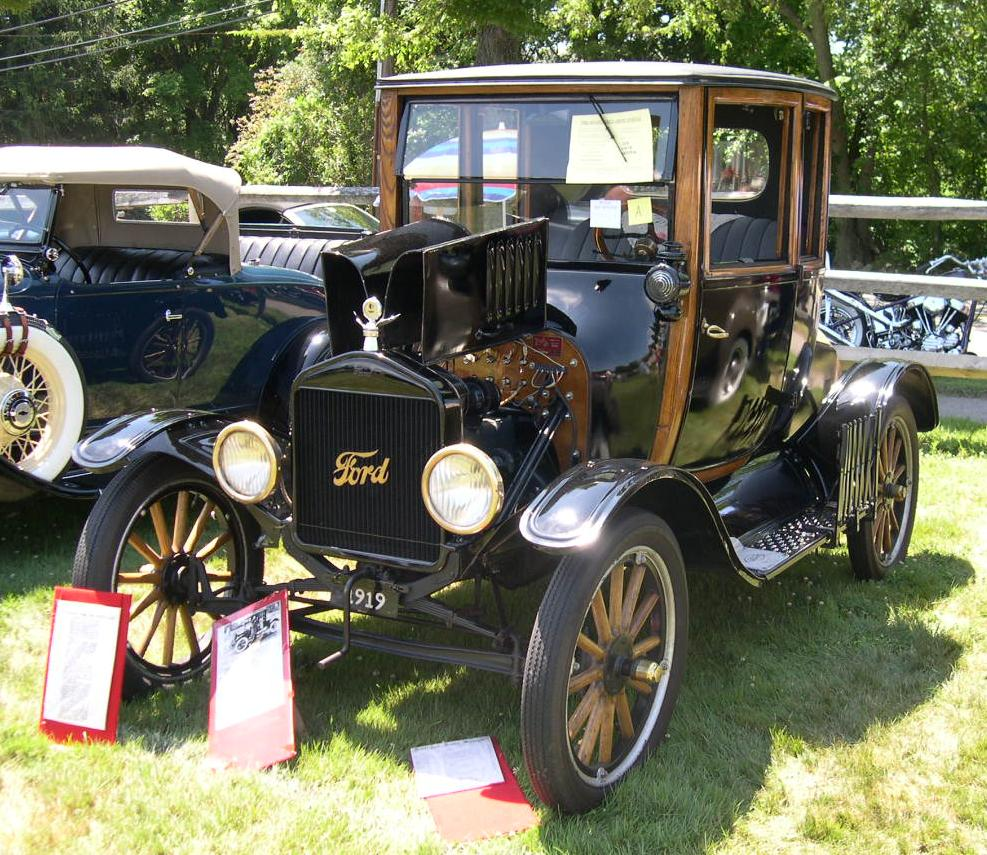 Automóvel Ford Modelo T