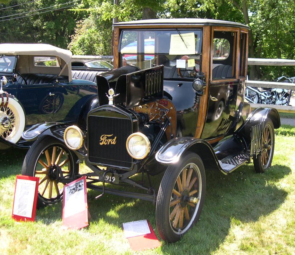 Automóvel Ford Modelo T