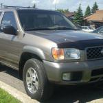 File 2000 2001 Nissan Pathfinder Jpg Wikimedia Commons