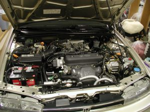File:93 Accord SE 4dr  Enginejpg  Wikimedia Commons