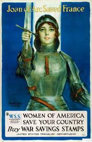 """""""Joan of Arc Saved France,"""" a 1918 U..."""