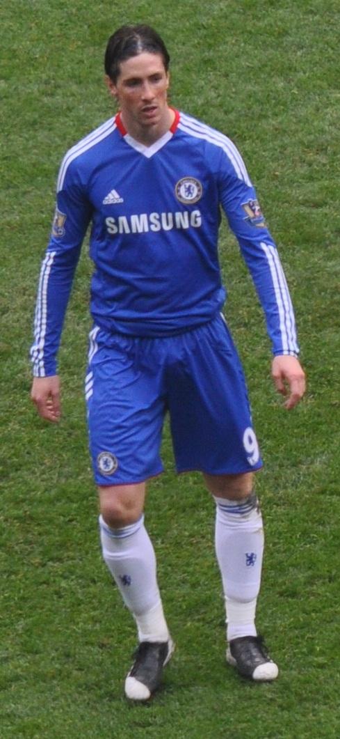 Glum Torres for Chelsea