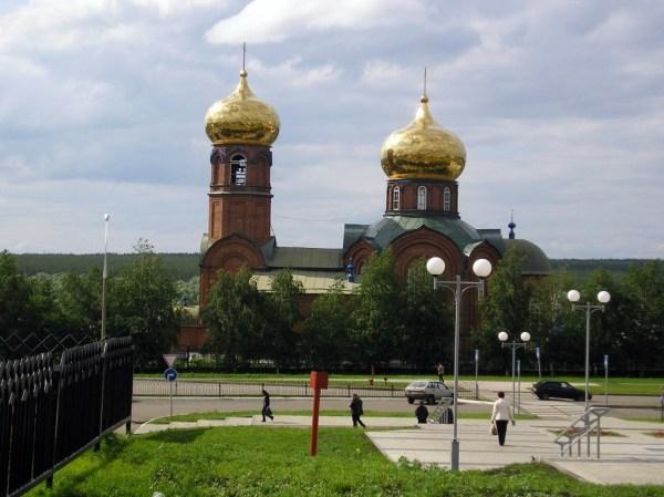 Вознесенский собор (Набережные Челны) — Википедия