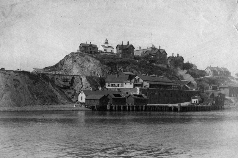 Alcatraz 1905