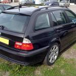 File Bmw E46 320d Touring Facelift Heck Jpg Wikimedia Commons