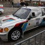 Peugeot 205 T16 Group B 1984 Racing Cars