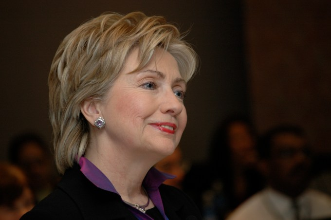 file:sen. hillary clinton 2007 - wikimedia commons