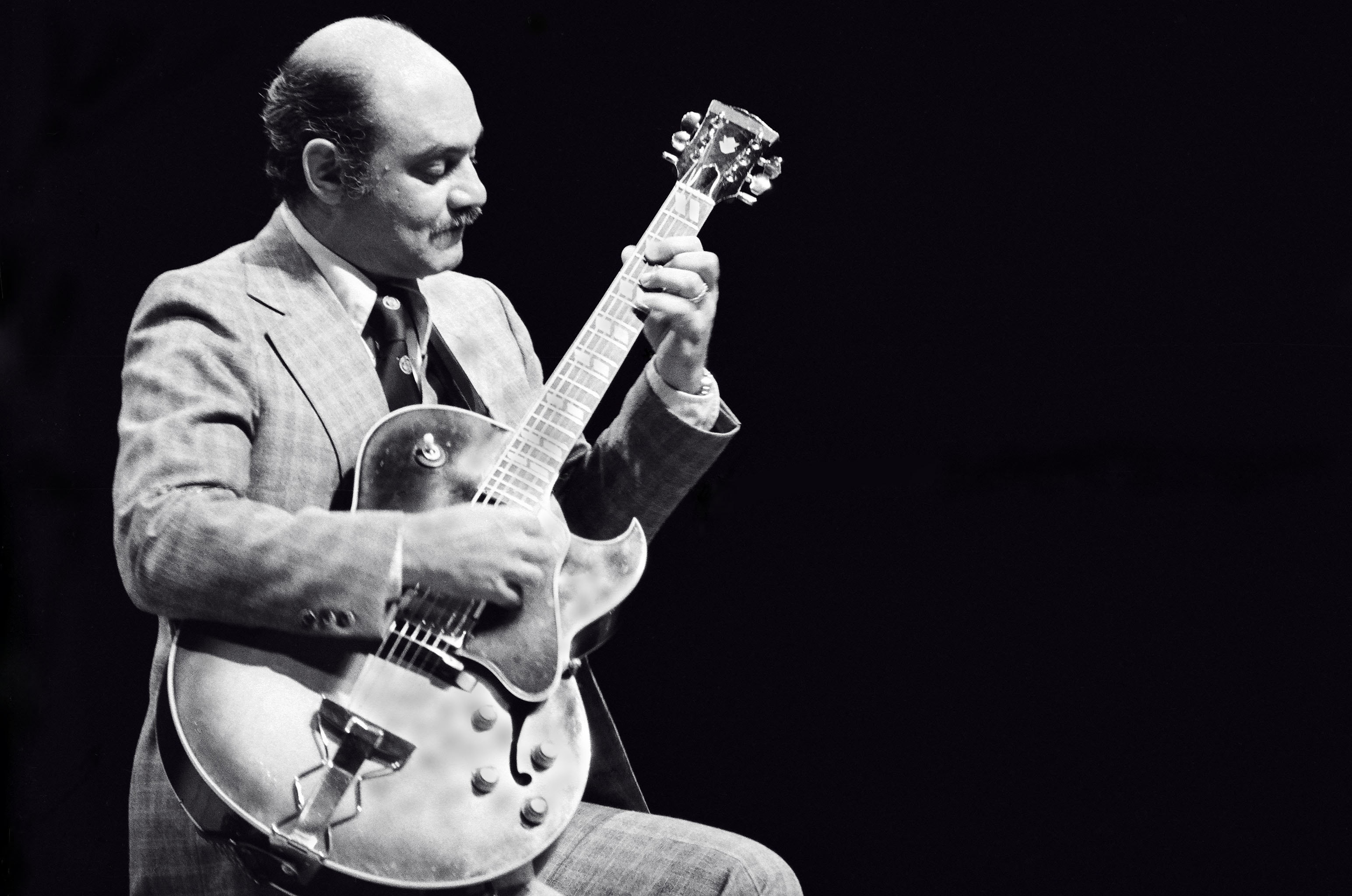 Joe Pass – guitarist