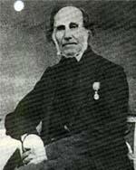 Johannes Magnusson (1804-1875) Fotot taget sen...