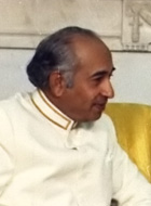 Richard Nixon meeting with President Bhutto of...