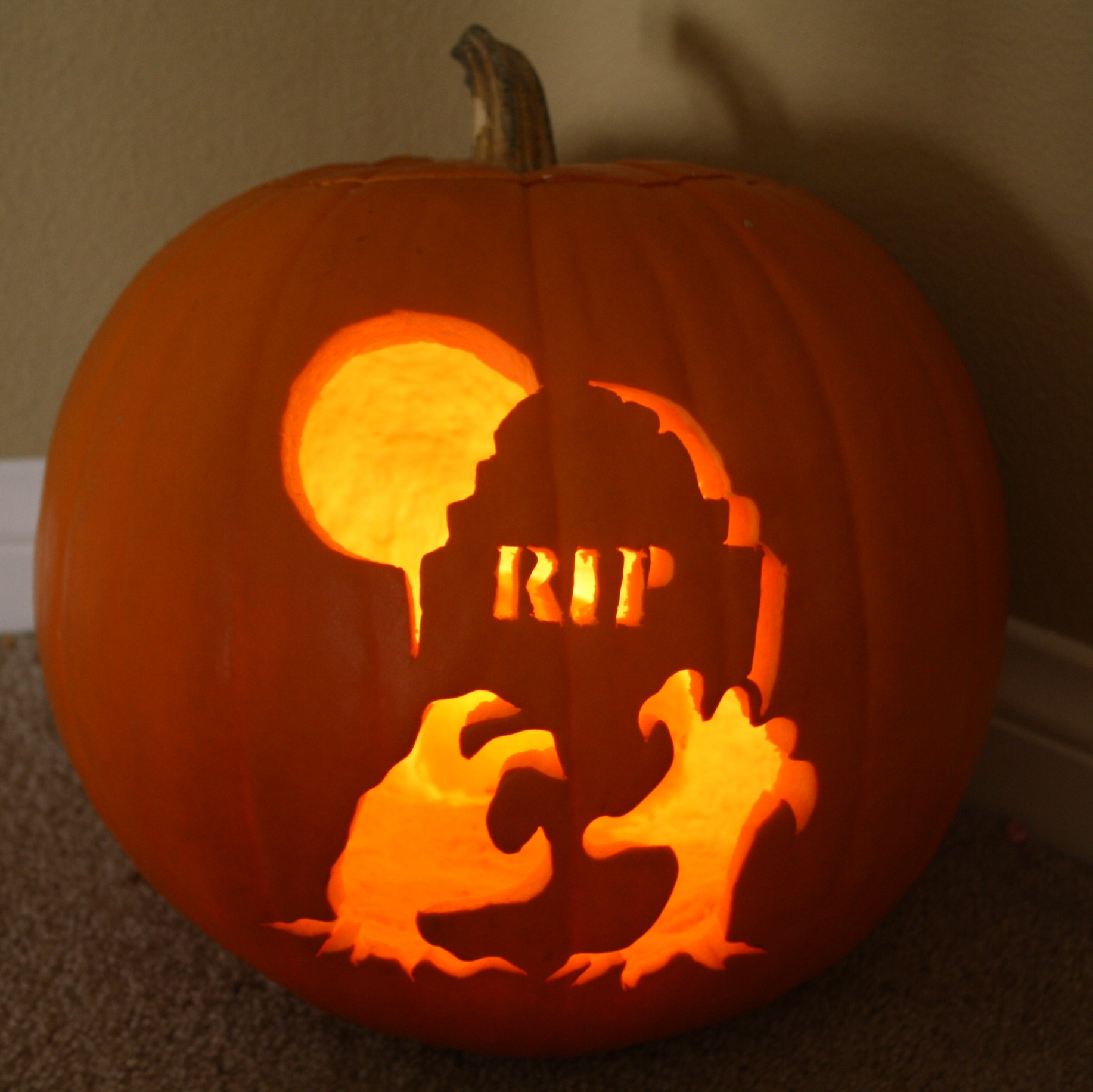 File Rip Pumpkin