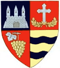 English: Coat of Arms - Arad County.