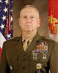 English: General James N. Mattis
