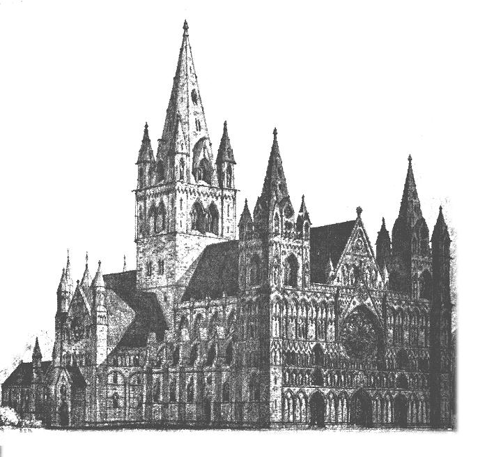 Nidaros Plan 1907