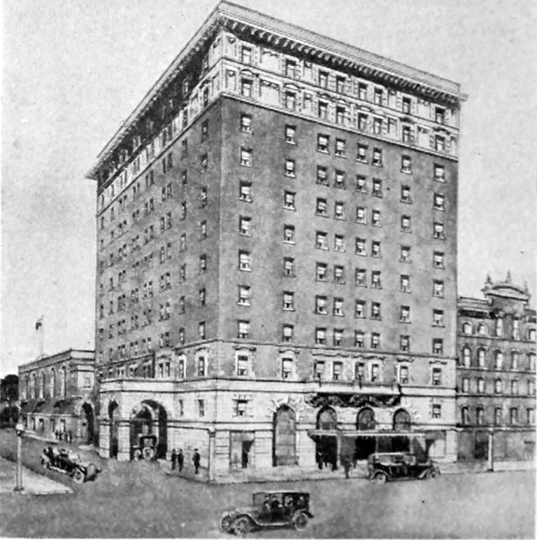 Royal Connaught Hotel, Hamilton