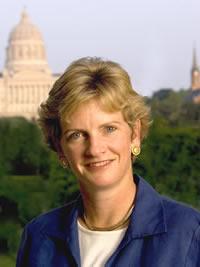 English: Official photo of Missouri Secretary ...