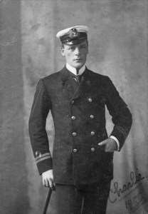 Charles Royds in 1900