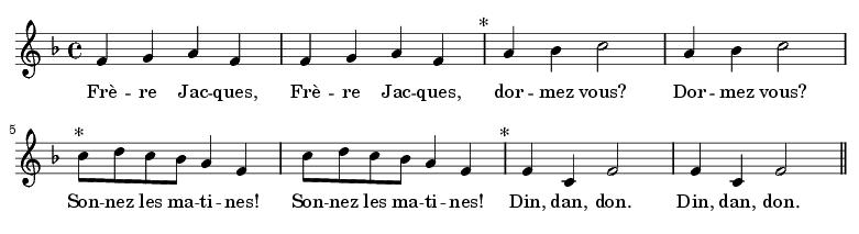 Frère Jacques