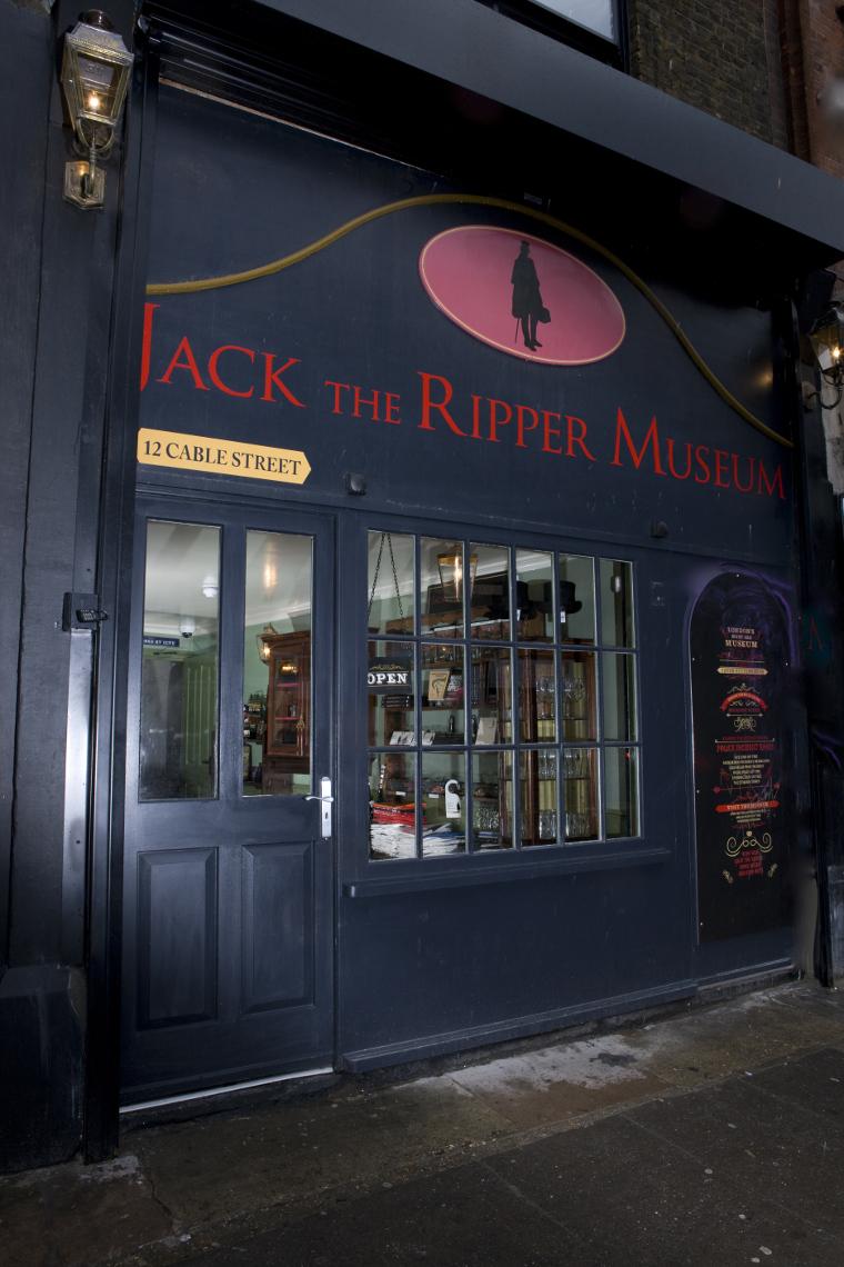 Jack The Ripper Museum Wikipedia