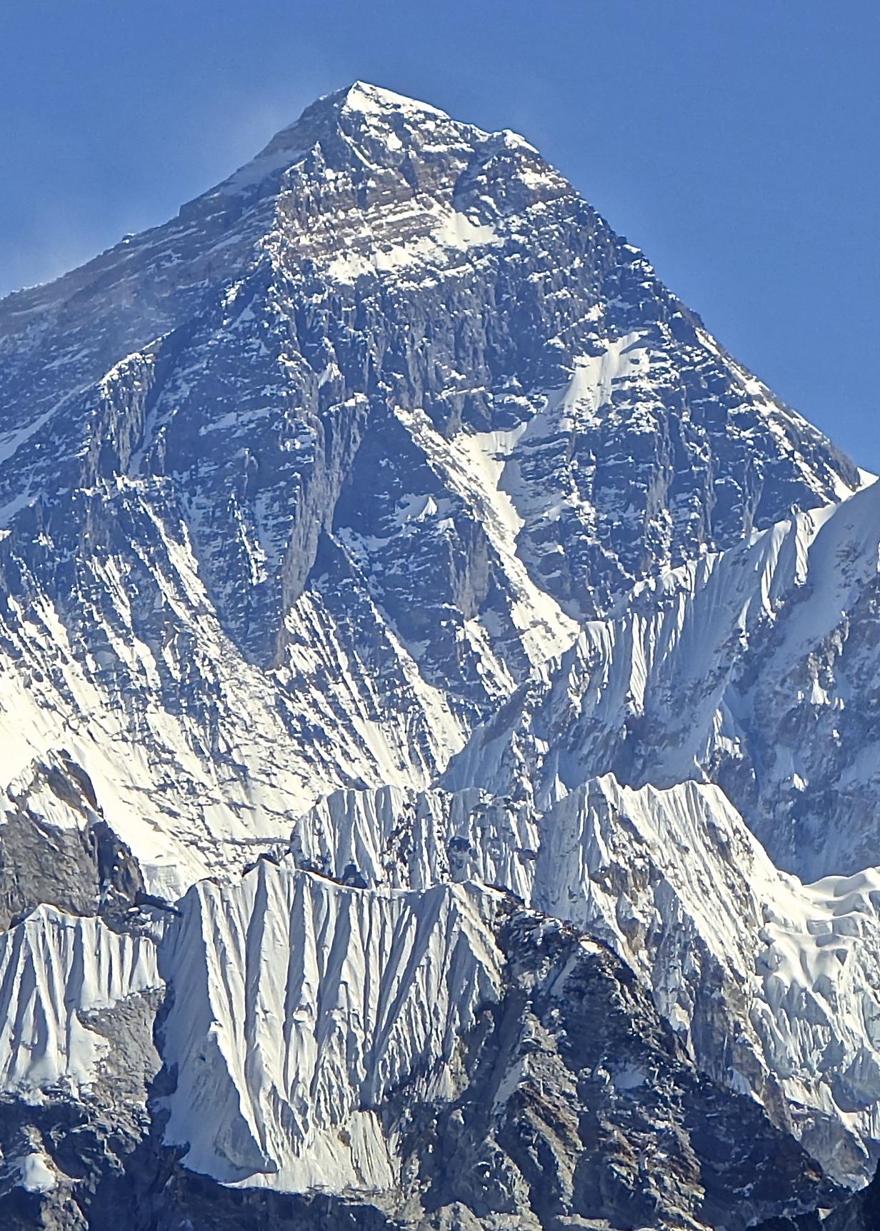 File Mount Everest Southwest Face November