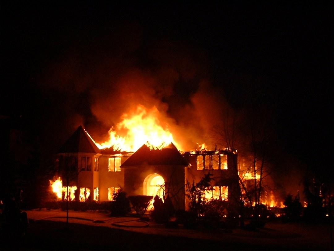 utah house fires