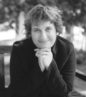 English: Picture of Sharon Salzberg.
