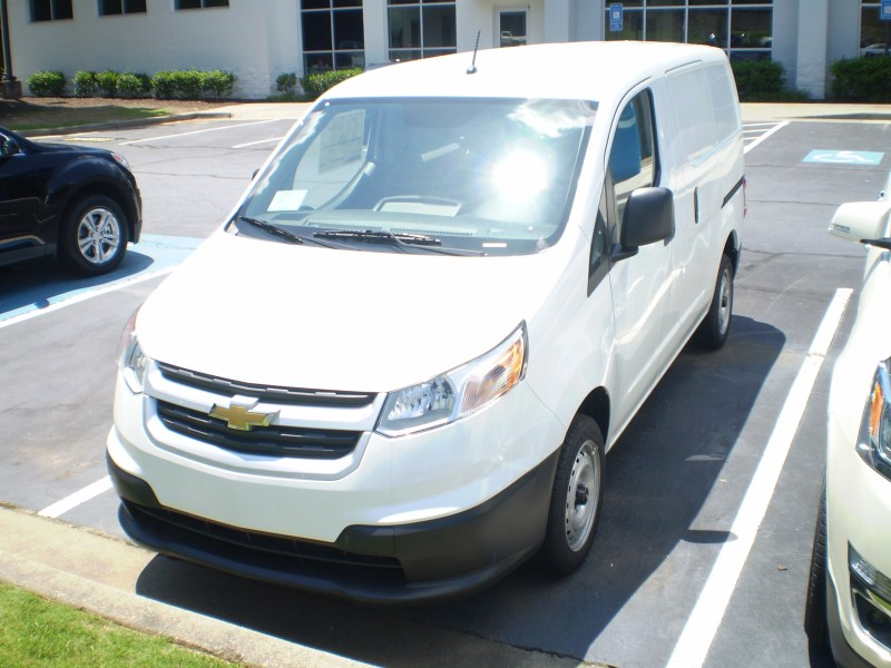 1960 chevrolet cars » List of Chevrolet vehicles   Wikipedia 2015 Chevrolet City Express LS front jpg