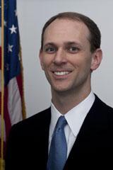 Official portrait of CEA member Austan Goolsbee.