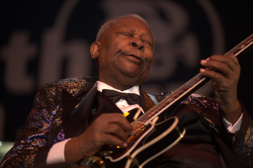BB King (of Blues)