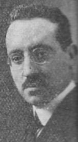 Retrato del Rector Juan Bautista Peset Aleixandre