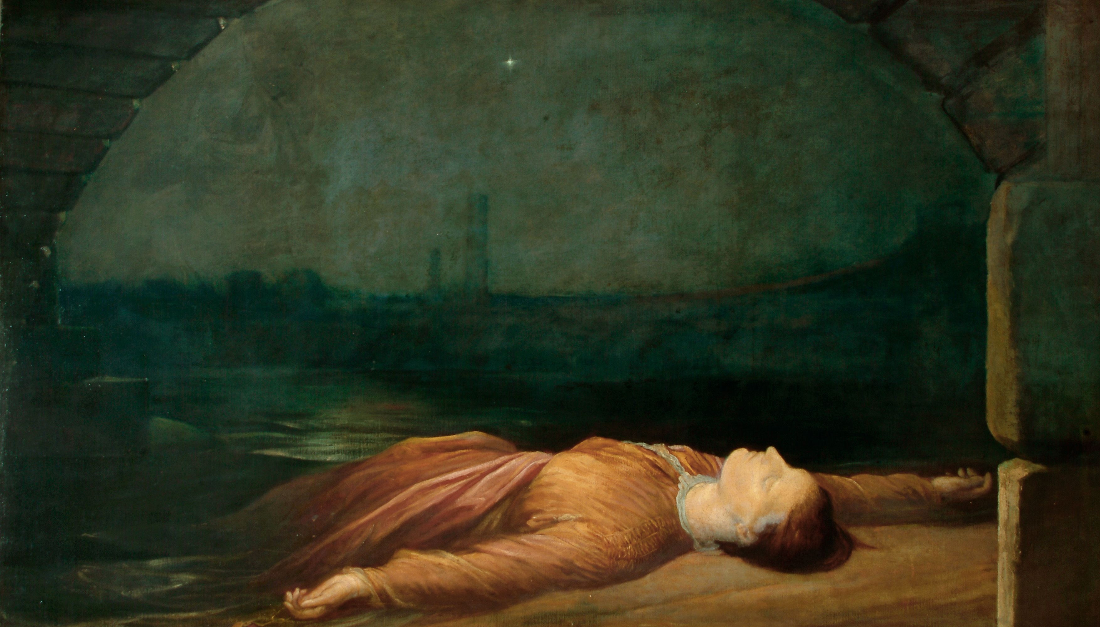 Bestand:George Frederick Watts Found Drowned.jpg