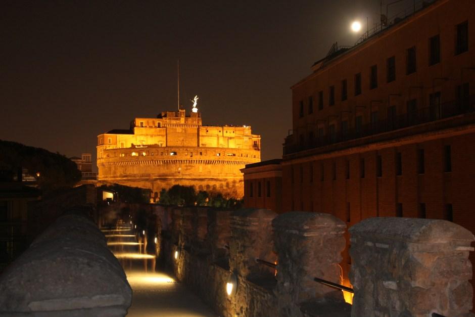 Passetto di Borgo, caminho que liga o Castelo Sant'Angelo aos Palácios Vaticanos