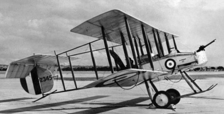 Vickers F.B.5 Gunbus