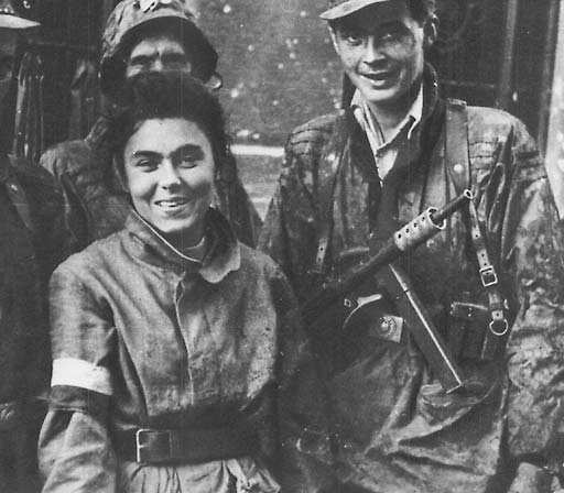Warsaw Uprising Batalion Zośka (1944)