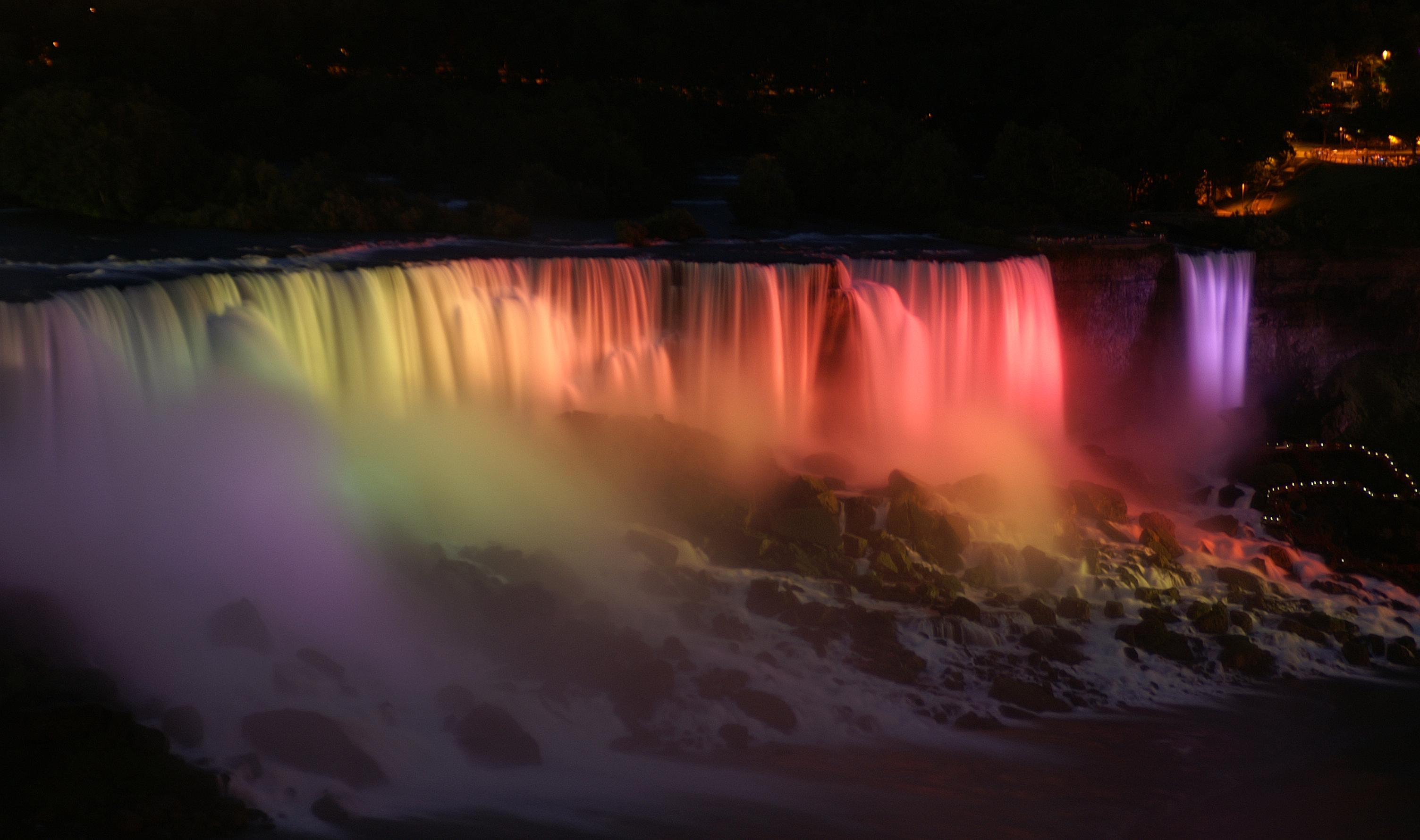 File American Falls Colour