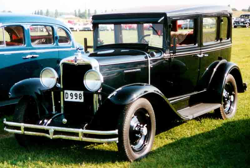 1935 Dodge Brothers Truck History