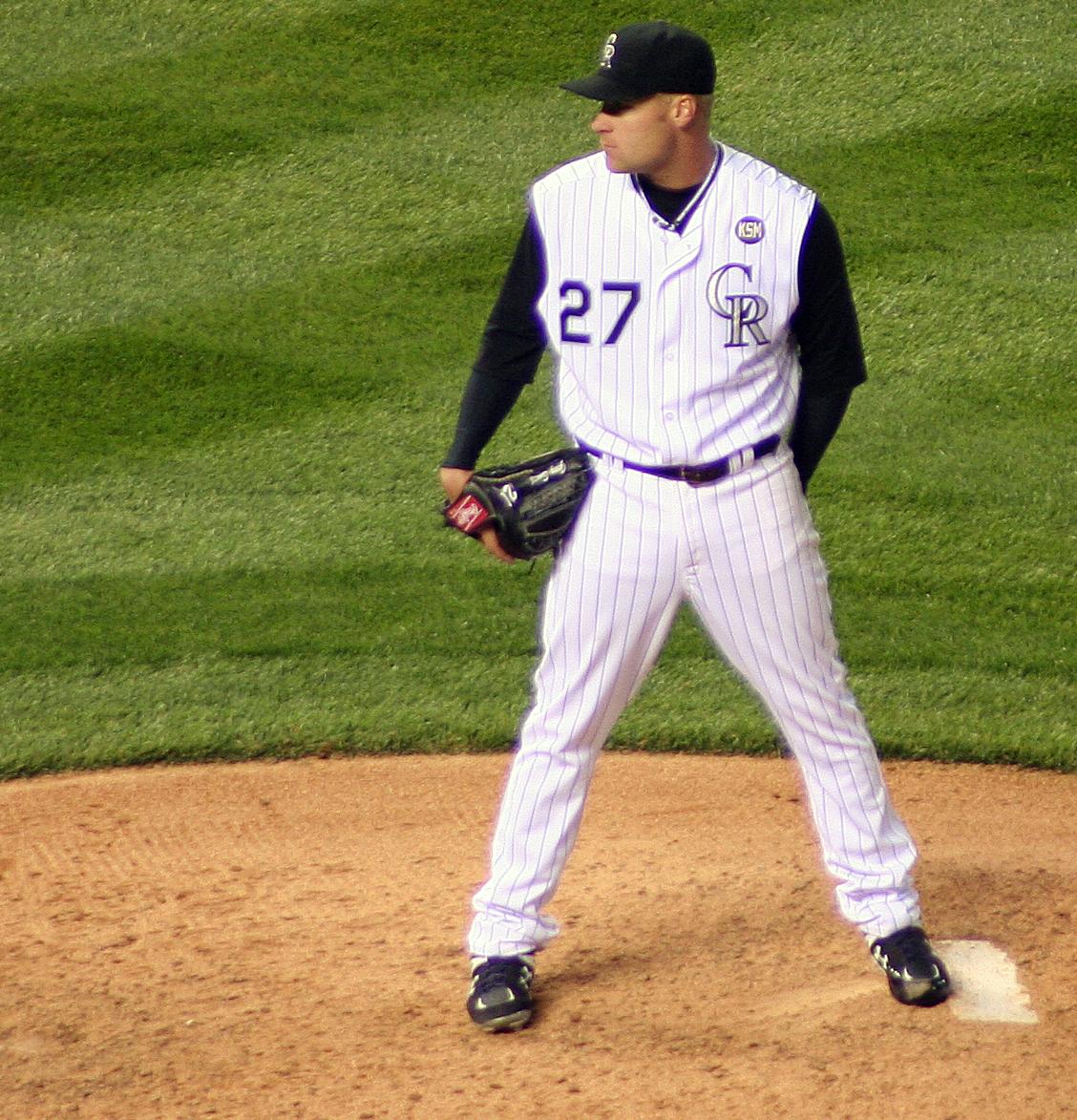 Greg Smith Pitcher Wikipedia
