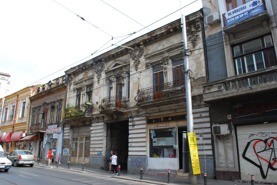 Former Jewish neighbourhood - Bucharest highlights | Romania sightseeing