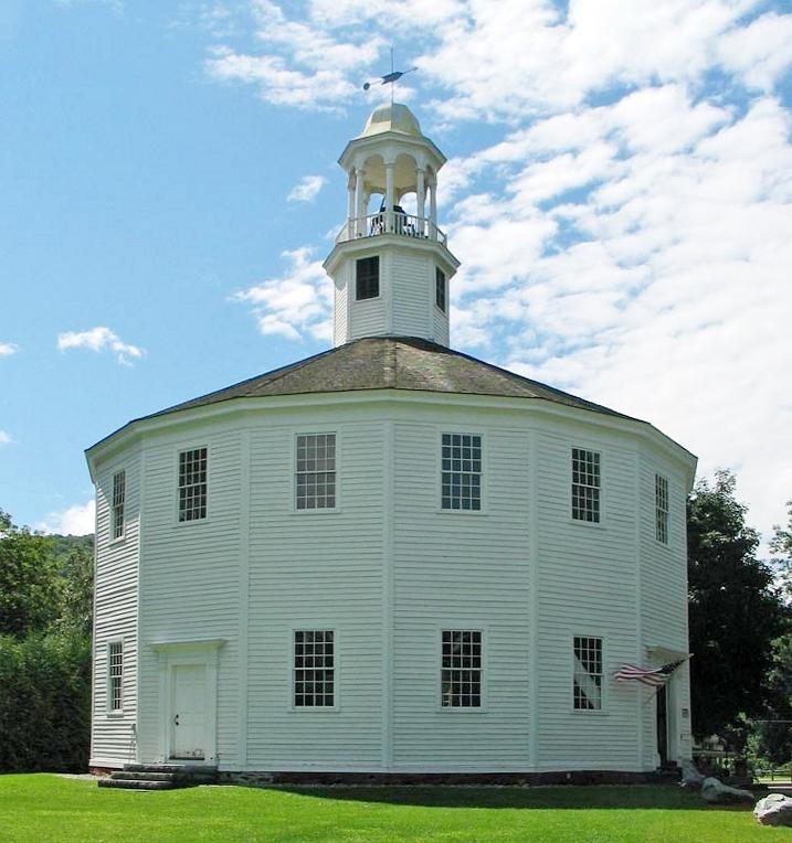 Round Church - Richmond, Vermont
