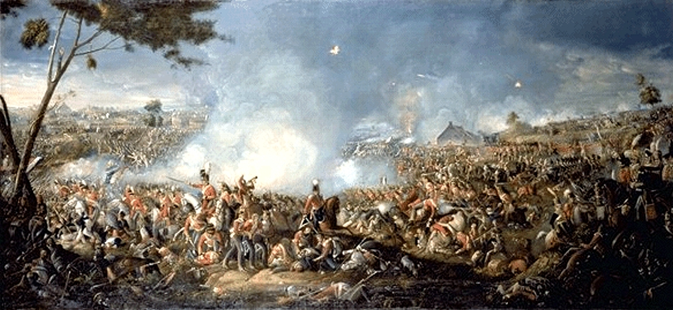 Battle of Waterloo - William Sadler